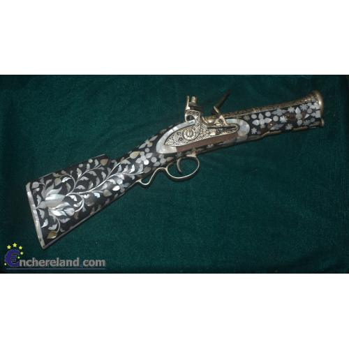 Handcrafted Muzzle Loading Flintlock Blunderbuss