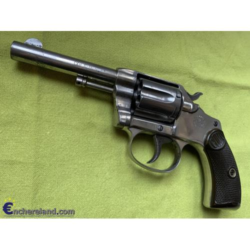 COLT NEW POCKET CAL 32S&W LONG